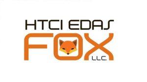 logo edas fox
